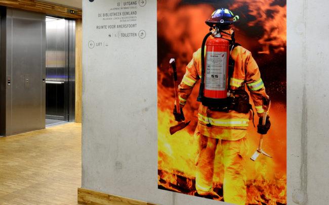 BHV-middelen Visual firefighter